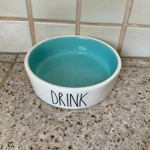 NWT RAE DUNN Cat Drinking Bowl